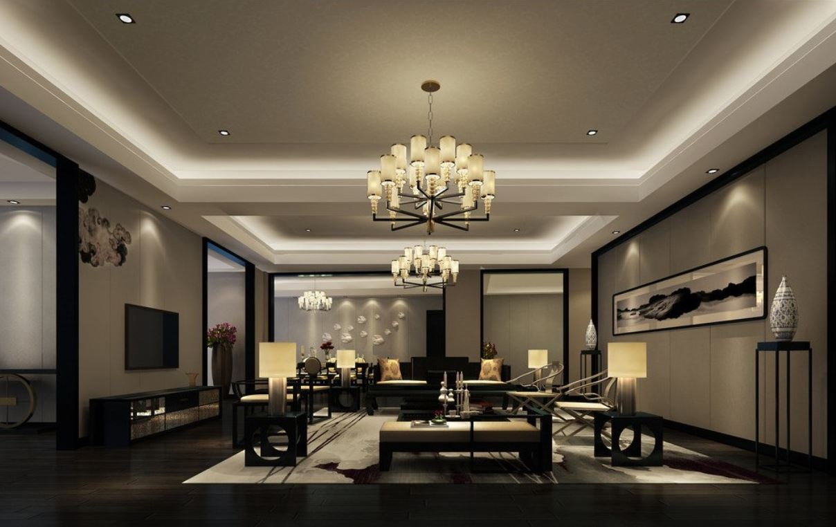 Lighting Interior Design Ideas